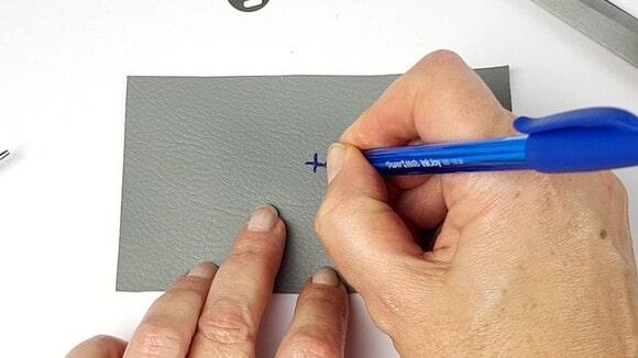 Emplacement du bouton magnétique