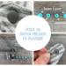 Poser un bouton-pression en plastique