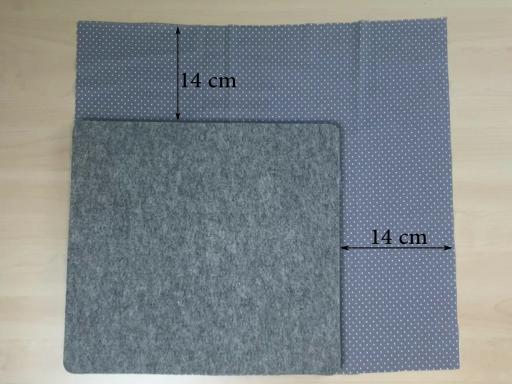 Dimension de la housse pour tapis de repassage